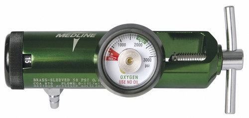 Best-Valued Oxygen Regulators, 0 - 25 Liters per Minute