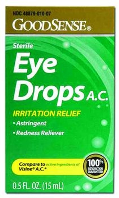 good sense eye drops a.c. relief