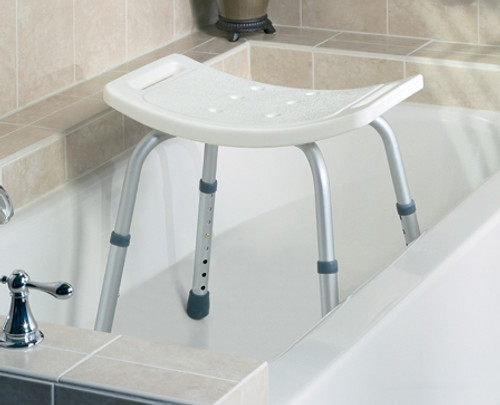 EASY CARE Shower Chair Without Back