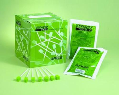 Toothette Plus+ Oral Brush with Sodium Bicarbonate