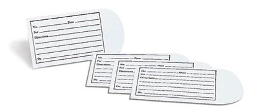 Printed Pill Envelope