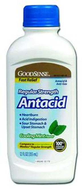 Regular Strength Antacid Mint 12oz
