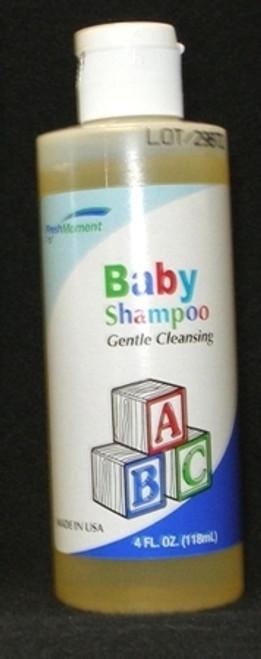 Baby Shampoo Fresh Moment Bottle Fresh Scent