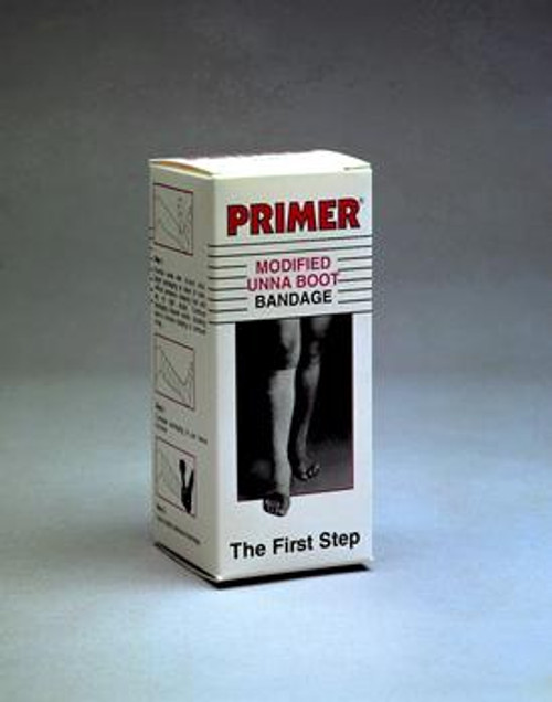 Primer Modified Unna Boot Dressing