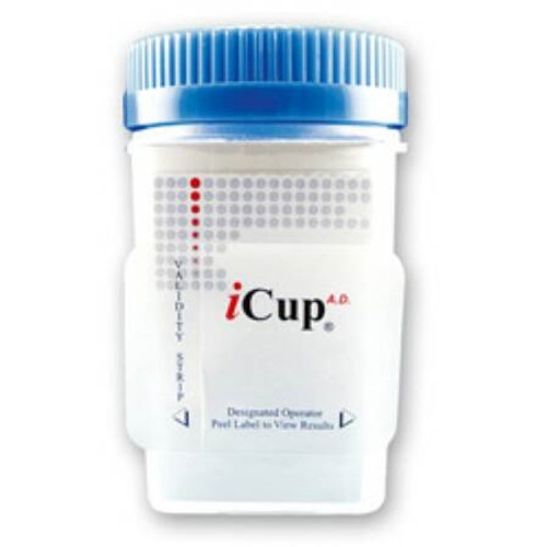 Alere Toxicology iCup Drugs of Abuse Test 2