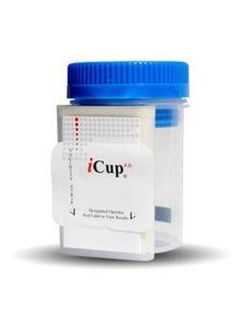 iCup Alere Toxicology Drugs of Abuse Test
