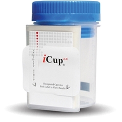 Alere Toxicology iCup Drugs of Abuse Test 3