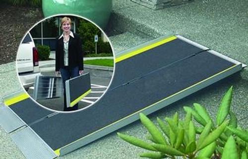 ez-access suitcase advantage series ramps