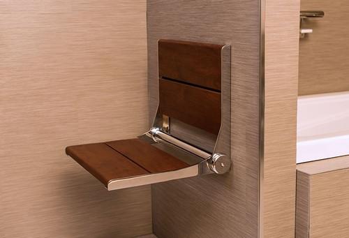 Invisia Bamboo Serena Seat, 26 Inch