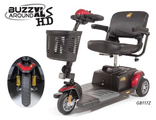 Buzzaround XLS-HD 3 Wheel GB117Z