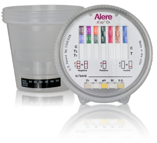 Alere Toxicology iCup Drugs of Abuse Test 6