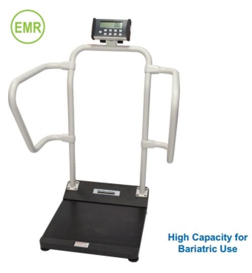 Platform Scale, Digital Healthometer