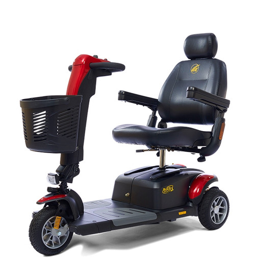 Buzzaround LX Luxury 3 Wheel Scooter GB119 by Golden Technologies