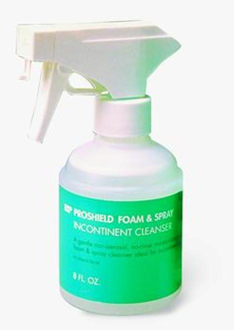 Proshield Foam & Spray Incontinent Cleanser