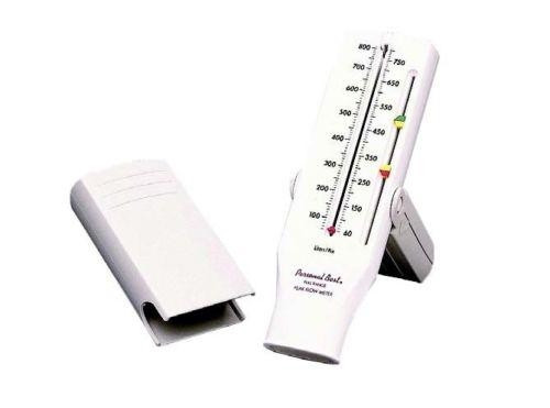 Respironics Personal Best Full Range Peak Flow Meter