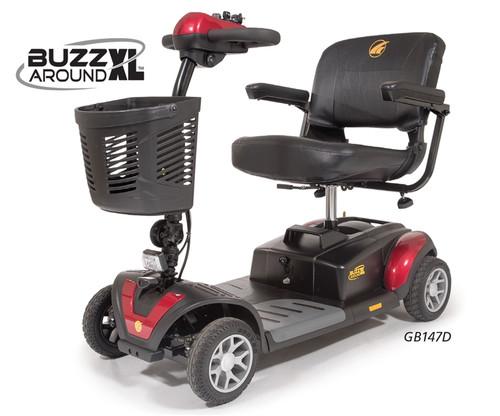 BUZZAROUND XL 4 WHEEL by Golden Technologies - GB147D