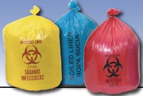 Colonial Bag Corporation Infectious Waste Bag 4