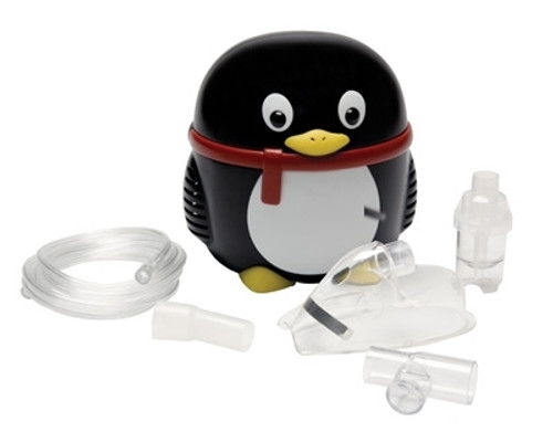 John Bunn Neb-U-Tyke Penguin Pediatric Nebulizer Compressor