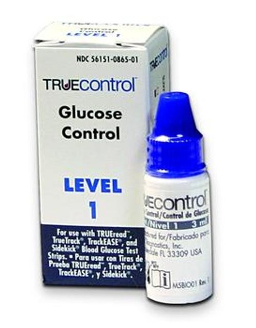 truecontrol glucose control solution