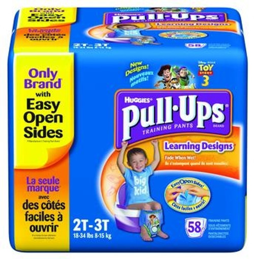 huggies pull-ups - training pants