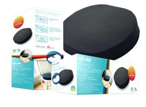 compressed foam ring cushion