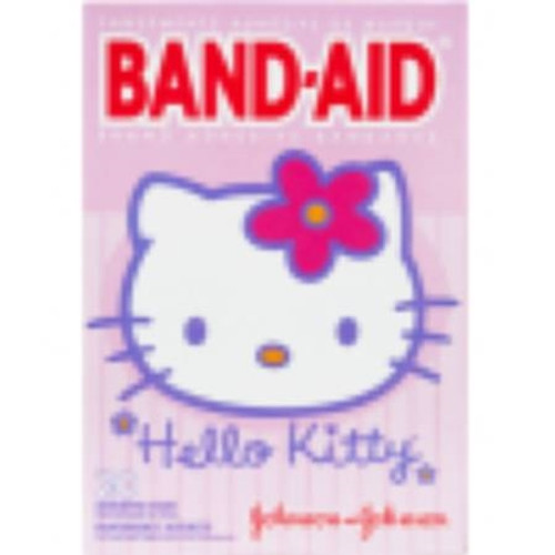 Adhesive Strip Band-Aid Assorted Colors Sizes Sheer Sterile