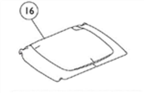 TOILET SEAT W/LID 9153647854
