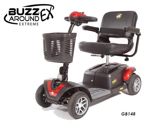 Buzzaround Extreme EX 4-Wheel Scooter GB148