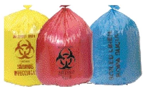 Colonial Bag Corporation Infectious Linen Bag 1