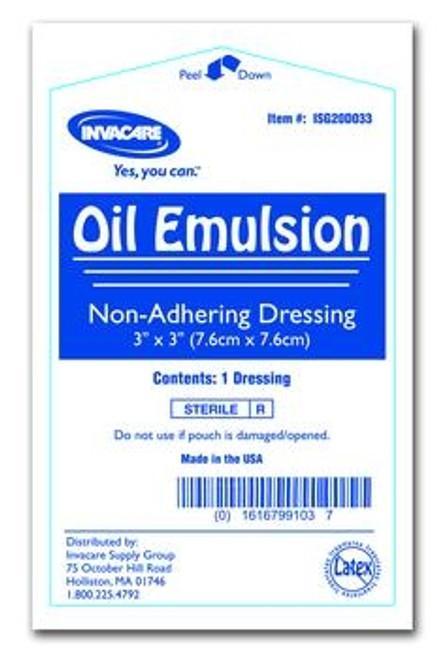 invacare oil emulsion dressing