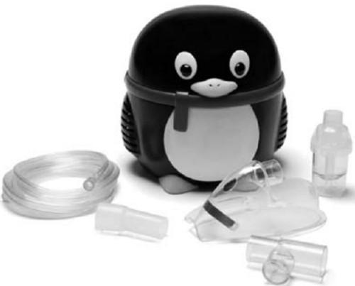 Neb-U-Tyke Penguin Compressor Nebulizer System Small Volume Pediatric Aerosol Mask / Mouthpiece