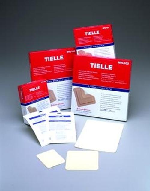 tielle hydropolymer dressing