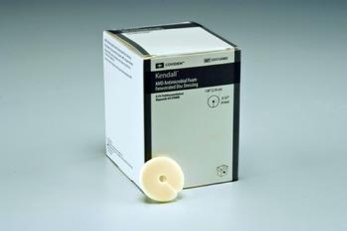 kendall amd antimicrobial foam disc