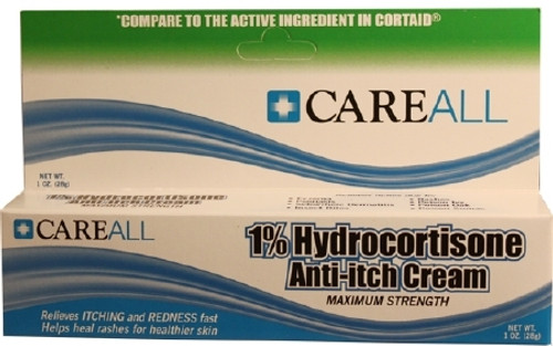 New World Imports CAREALL Itch Relief