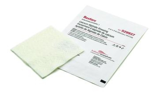 invacare calcium alginate wound dressing