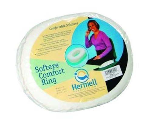 softeze foam comfort rings with cover