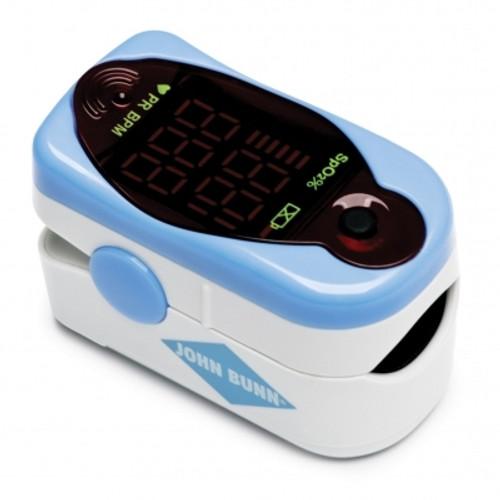 John Bunn OxyRead Finger Pulse Oximeter
