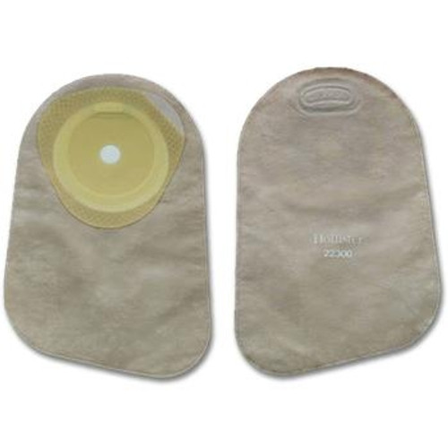 Premier Closed Pouch with Integrated Filter and Presized SoftFlex Skin Barrier