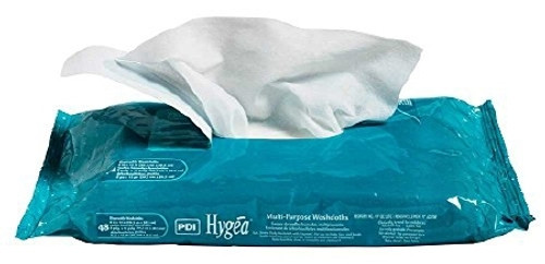 Professional Disposables Hygea Personal Wipe 1