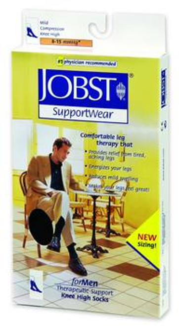 Jobst for Men Socks, 8 - 15 mmHg