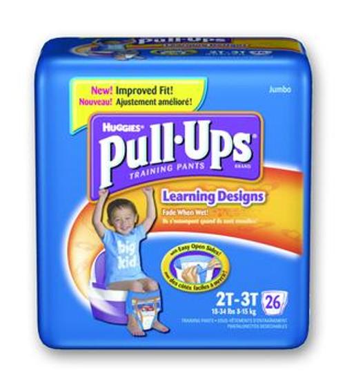Boys' Pull-Ups Learning Designs Training Pants