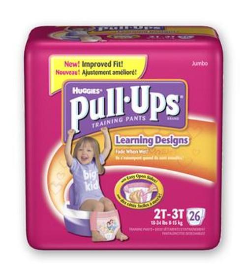 Girls' Pull-Ups Learning Designs Training Pants
