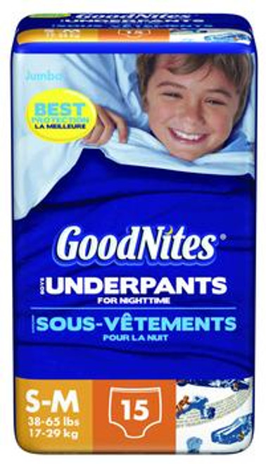 Boys GoodNites Youth Underpants