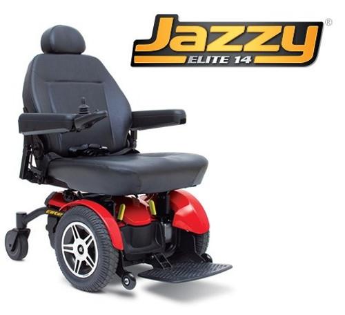 Jazzy Elite 14
