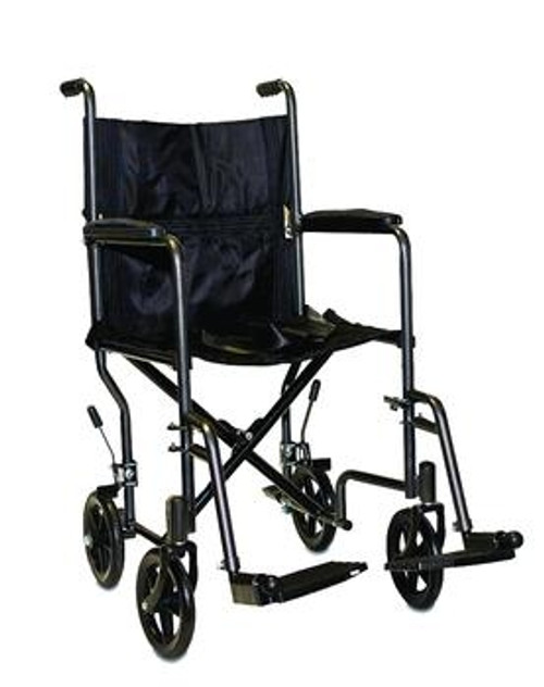 "lightweight 19"" transport chair"