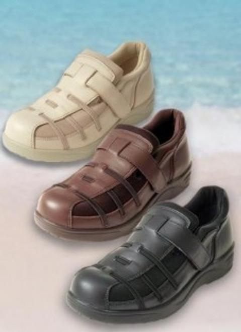 stridelite siesta diabetic sandals