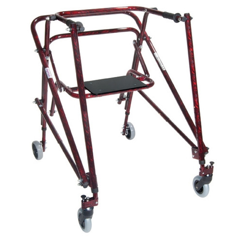 Solid Seat for Adult Nimbo Lightweight Posterior Posture Walker