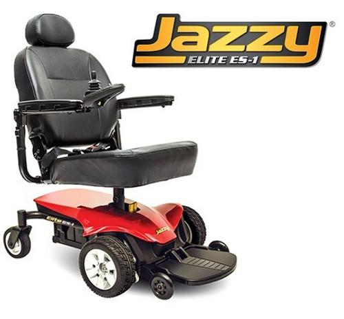 Jazzy Elite ES - 1