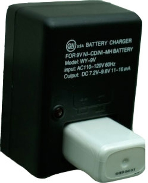 9 Volt Battery Recharger
