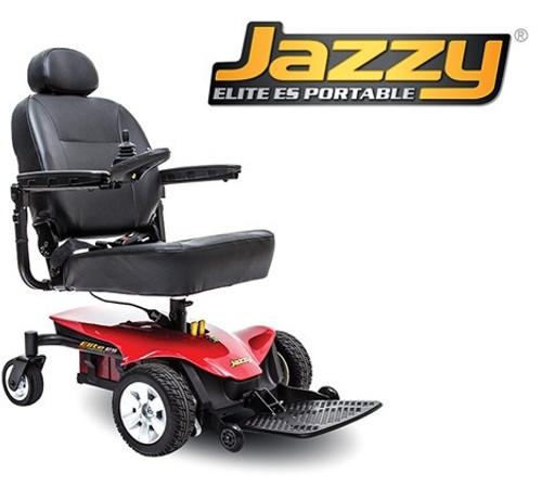 Jazzy Elite ES Portable